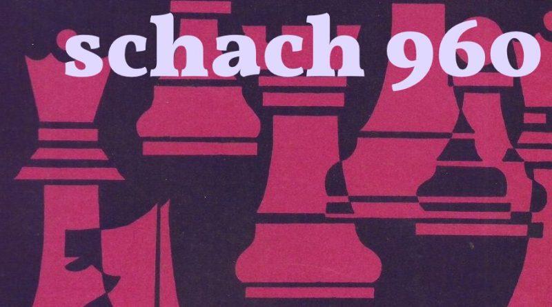 Schach-960-Blitzturnier mit Sieg für Patrick Böttcher