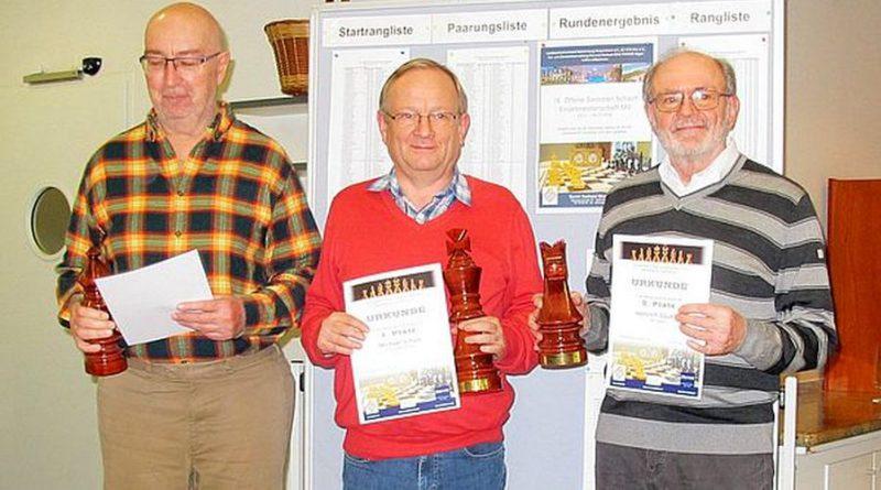 Michael Schulz (unser Michael Schulz!!) ist Mecklenburger Seniorenmeister!