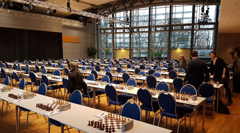 Deutsche Schach-Amateurmeisterschaft 2018/2019 in Potsdam