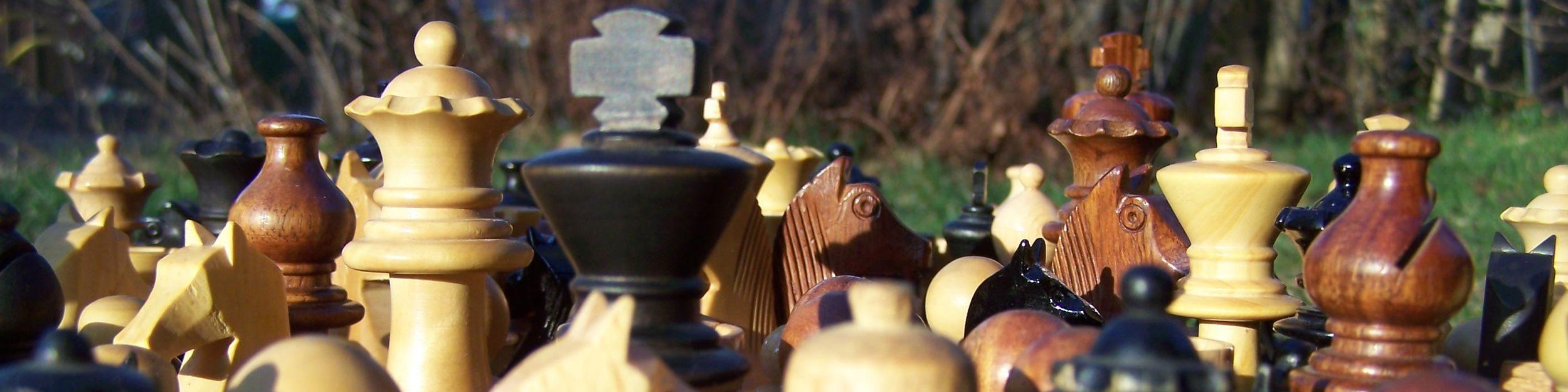 Zitadelle – Schach in Spandau